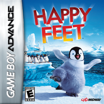 Happy Feet (Nintendo Game Boy Advance, 2006) - European Version - $4.53