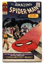 Amazing Spider-Man #22-1st PRINCESS PYTHON-1965-VG - $170.24