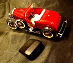ERTL 1930 Ford Model A Convertible Roadster Bank AA19-1629 Vintage #208 image 2