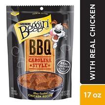 Purina Beggin' Made in USA Facilities Dog Treats, BBQ Carolina Style Slo... - $20.24 CAD