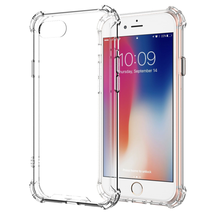 iPhone 8 and iPhone 7 Case Shockproof Thin Case Cover TPU Silicone Bumpe... - $5.66