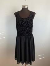 Forever 21 Plus Womens Dress 2X Black Short MIni - $98.99
