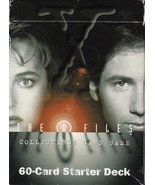 Yugioh x-Files Collectible Card Game 60-Card Starter Deck [Toy] - $9.85