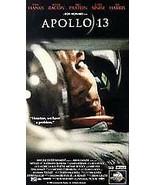 MCA Apollo 13 VHS Movie  * Plastic * - $4.34