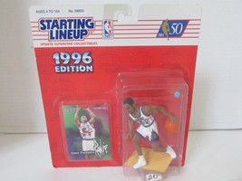 NBA KENNER 1996 DAMON STOUDAMIRE ROOKIE ACTION FIGURE BASKETBALL  L227 - £3.16 GBP