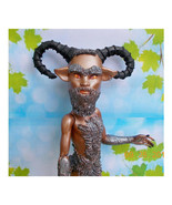 Monster High Boy Repaint, Custom Clawd Wolf Boy Doll, Pan-God of Nature,... - $100.00