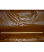 MOORE & GILES 27.24 SQ FT  ADOBE  COWHIDE LEATHER UPHOLSTERY - $52.71