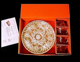 Snack Set AB 300 Vintage Early American Prescut 8 piece image 2