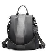 Women Backpack Purse Waterproof Nylon Anti-theft Rucksack Lightweight Sh... - $26.20