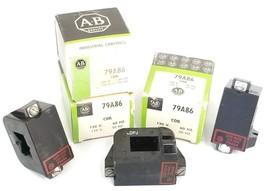 LOT OF 3 NIB ALLEN BRADLEY 79A86 CONTACTOR COILS 110V-50HZ 120V-60HZ
