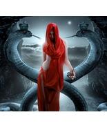 NECRONOMICON FEMALE VAMPIRE DJINN SUCCUBUS IMMORTALITY MAGNETISM SEXUAL ... - $222.00