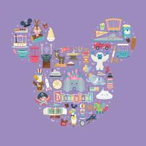 Disney Wonderground Gallery Disneyland Art Postcard, NEW - $11.50