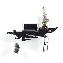 Metal Shelf Hooks Original Design Home Office Gifts Hangers Shelf Wall A... - $60.00