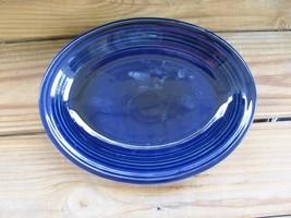 """Fiestaware~Cobalt~11½"""" Serving Platter~Oblong - $12.59"""