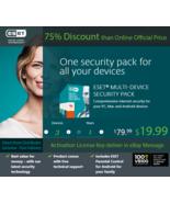 ESET Internet Security Multi-Device, 3PCs / 1Y- Nepal's License Key in m... - $20.12 CAD