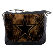Messenger Bag The Dallas Cowboys Logo With Stars American Football Team Video Ga - $30.00