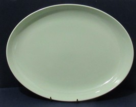 Vintage Russel Wright Iroquois Casual Russel Wright Platter Oval Lettuce... - $22.80