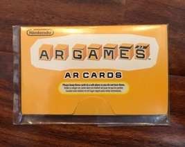3DS AR cards launch console pack - $6.92