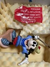 "WDCC ""Brave Little Tailor"" 1993 Members Only Sculpture NIB  w/ COA Walt ... - $18.70"