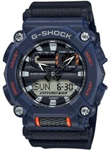 New Casio G-Shock Blue Resin Strap Men's Watch GA900-2A - $95.89