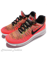 Nike LUNAREPIC LOW FLYKNIT 2 GS (869989-600) Girls Grade RUNNING Shoes.NWB - $64.99