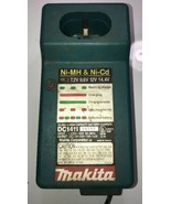 Makita High Capacity Battery Charger (DC1411) 7.2-14.4 Volt Sold Not wor... - $14.01