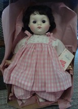 1965 Madame Alexander PUDDIN Doll 20 in #6930 Minty w/ Box and wrist tag - $143.55