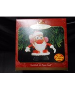 "Hallmark Keepsake ""North Pole Mr. Potato Head"" 1999 Ornament NEW"