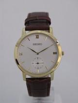 Seiko case tickness 7mm classic for men SRK016 - $123.75