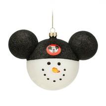 Mickey Mouse Club Snowman Ear Hat Christmas Ornament - $29.95