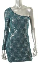 Trixxi clubwear geen sequin dress teal 1194165 0 0 thumb200