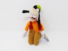 "Just Play Disney Junior 11"" Stuffed Plush Roadster Racer Goofy - New - $12.34"