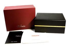 VULCAIN watch storage box - $247.50