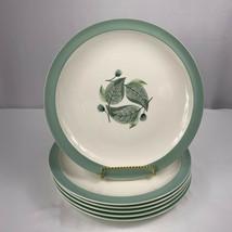 Wedgwood Woodbury Dinner Plates Lot of 6 MCM - $59.35