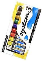 Daler-Rowney System 3 Acrylic Paint Sets (Introduction Set) 1 pcs sku# 1832468MA - $64.23