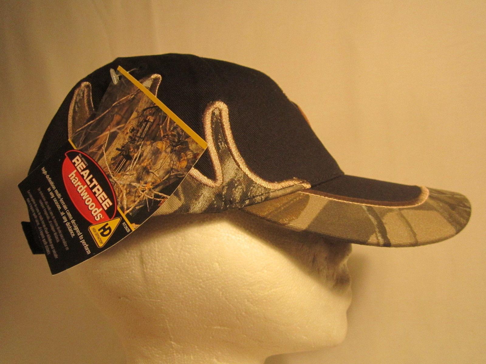 *NEW* Men's Cap PRYOR PACKERS Realtree Hardwoods Size: Adjustable [Z164e]