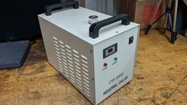220V Industrial Water Chiller CW-3000 for CNC/ Laser Engraver Engraving ... - $108.89