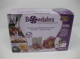 Bowdabra Bowmaker Tool w/ VHS New Never Used - ₨1,542.82 INR