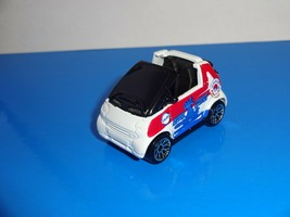 Matchbox Around The World 1 Loose Vehicle Smart Cabrio Eiffel Tower Paris VHTF - $12.00