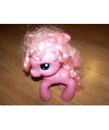 "My Little Pony Large 8"" Pinkie Pie Pony Horse Pink Balloons Hasbro 2008 EUC - $18.00"