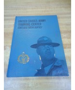 United States Army Training Center Fort Dix New Jersey 1974 Yearbook - $19.79