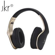 JKR-102 Stereo Headphones Foldable Over Ear Headphone with Microphone He... - $24.99+