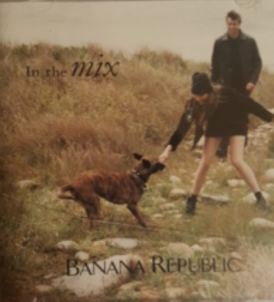 In The Mix Banna Republic Cd