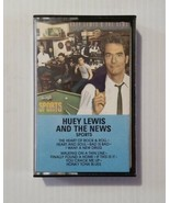 """Huey Lewis and the News """"Sports"""" Cassette Tape 1983 Chrysalis Records FV... - $9.78"""