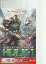 Indestructible Hulk #1 Marvel Now   Mark Waid - $7.91
