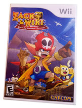 Zack & Wiki Brand New Sealed Nintendo Wii Game * Capcom - $19.88