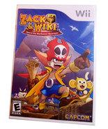 Zack & Wiki Brand New Sealed Nintendo Wii Game * Capcom - $19.88