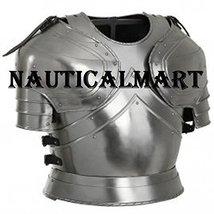NauticalMart Plate Armour Cuirass W/Pauldrons, late 15th century Armor Costume - $399.00