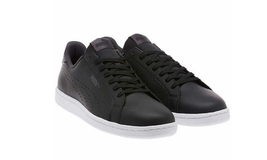 PUMA Men's Smash Perf Sneaker, Black, 8 - $35.63