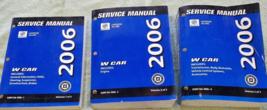 2006 Buick LaCrosse ALLURE Service Shop Workshop Repair Manual Set GM OEM - $296.95